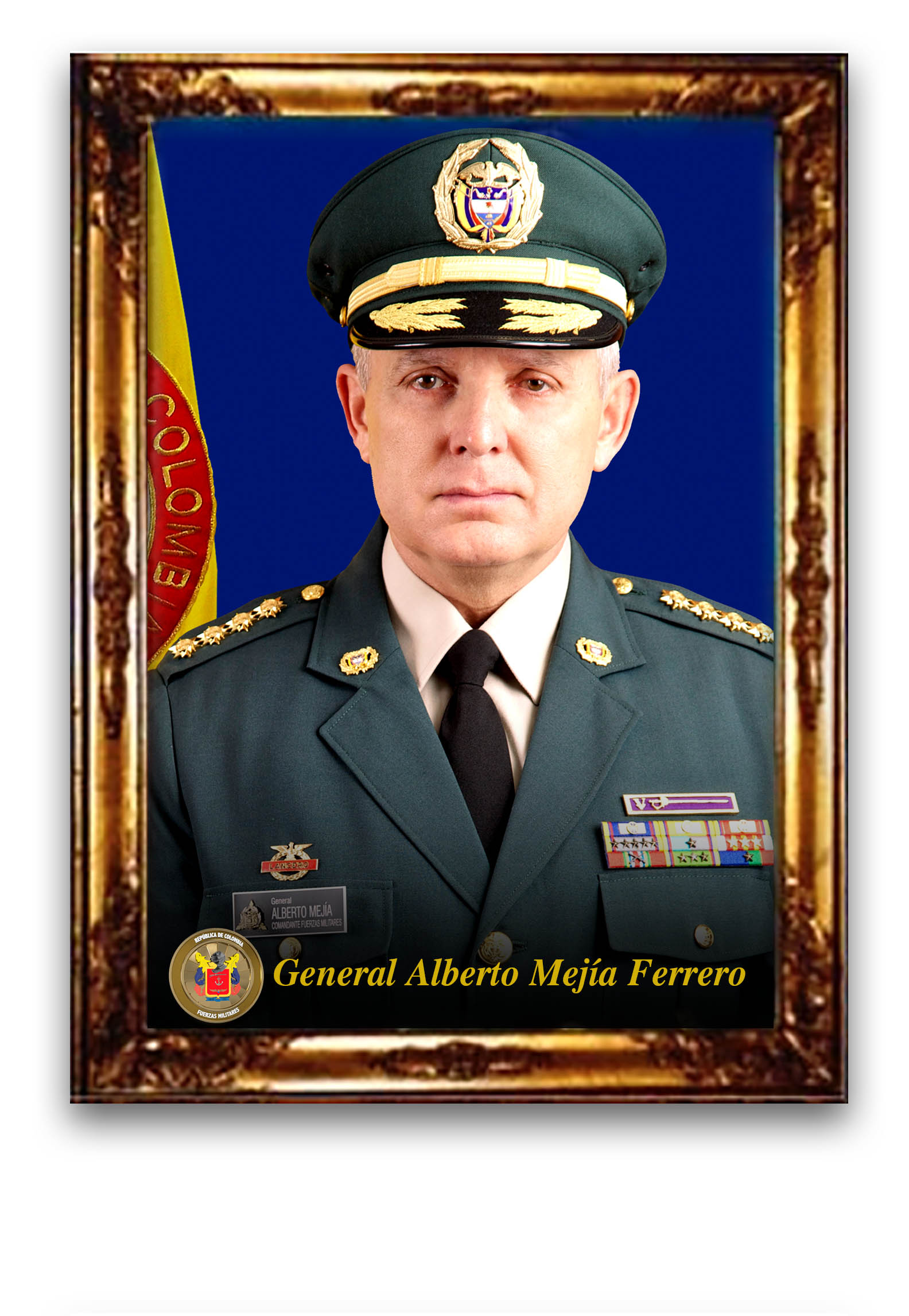 GENERAL MEJÍA FERRERO