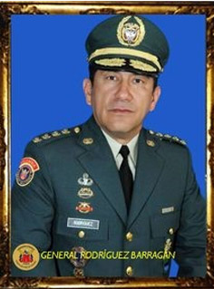 GENERAL RODRÍGUEZ BARRAGÁN
